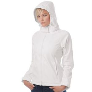 B&C Hooded softshell /women Thumbnail