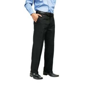 Flat front hospitality trousers Thumbnail