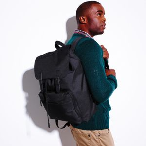 Vintage laptop backpack Thumbnail