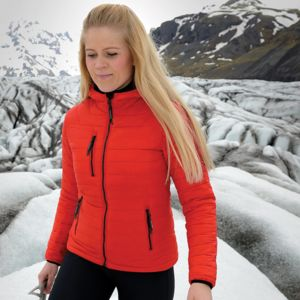 Women's gravity thermal shell Thumbnail