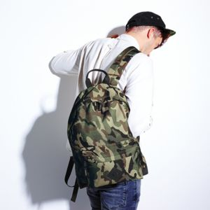 Camo backpack Thumbnail