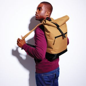 Roll-top backpack Thumbnail