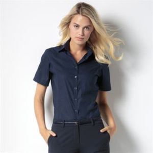 Business blouse short sleeved Thumbnail