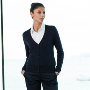 Women's v-neck cardigan Thumbnail