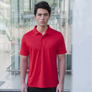 Cool Sports Polo Shirt Thumbnail