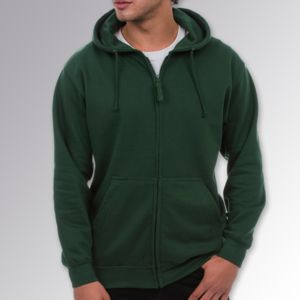Affiliate - JH050 Zoodie Zip Up Hoodie Thumbnail