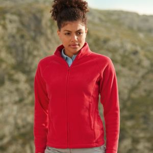 Lady-fit full-zip fleece Thumbnail