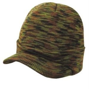 Esco army knitted hat Thumbnail