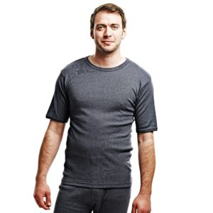 Thermal short sleeve vest Thumbnail