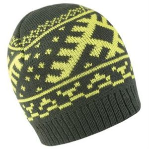 Nordic knitted hat Thumbnail