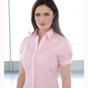 Women's Paduli short sleeve blouse Thumbnail