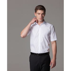 Business shirt short-sleeved (slim fit) Thumbnail
