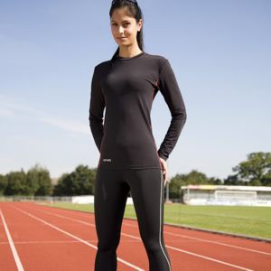 Spiro compression bodyfit baselayer long sleeve top Thumbnail