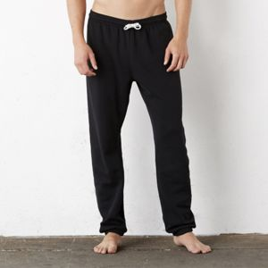 Unisex polycotton fleece long scrunch pants Thumbnail