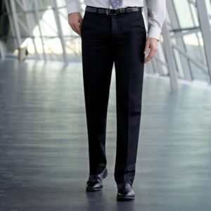 Apollo flat front trousers Thumbnail