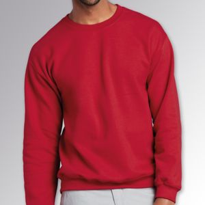 Heavy Blend Crew Neck Sweatshirt Thumbnail